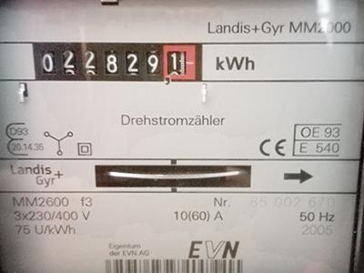 Energieeinkauf - spectra today